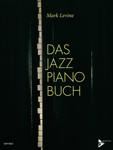 Das Jazz Piano Buch Advance Music