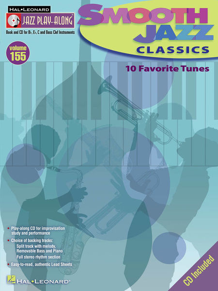 Jazz Play-Along Smooth Jazz Hal Leonard