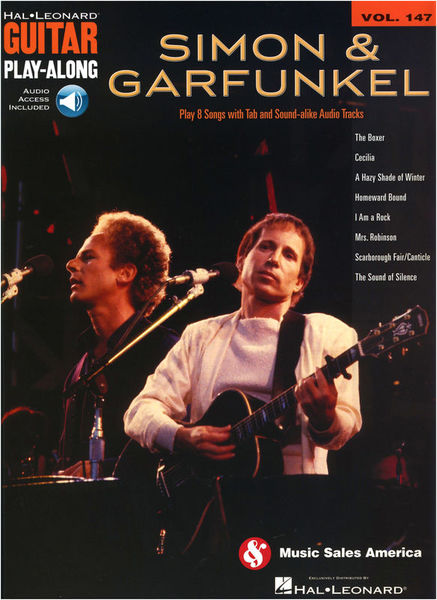 Guitar Play Simon & Garfunkel Hal Leonard