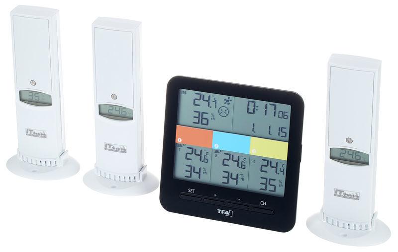 Climate & Home Wireless TFA