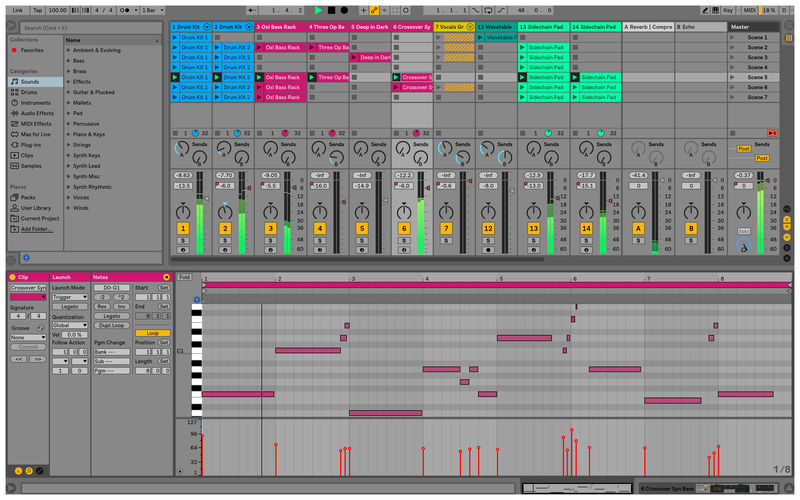 Live 10 Suite EDU Ableton