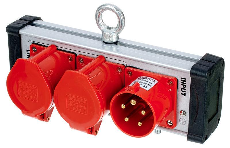 SAB-322 Power Split Box Eurolite