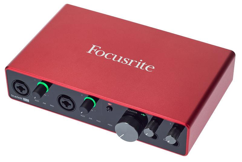 Scarlett 8i6 3rd Gen Focusrite