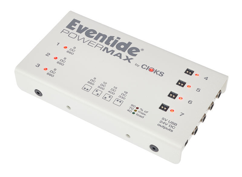 PowerMAX V2 Eventide