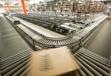 Europe's biggest warehouse