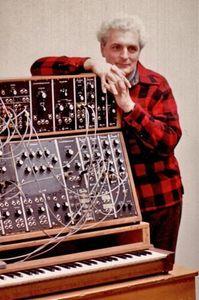 oprichter Bob Moog