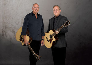 az alapító, Bob Taylor &  Kurt Listug