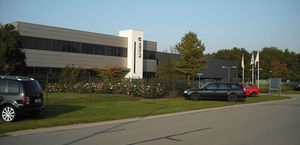 Firmensitz in Kerkrade