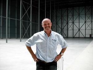 Gründer Huub De la Haye