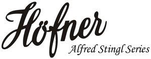 Alfred Stingl by Höfner company logo