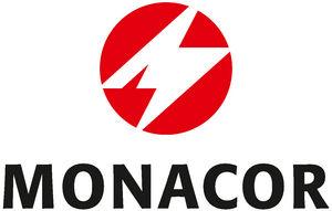 Monacor company logo