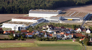 Firmensitz in Treppendorf