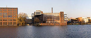 Firmensitz in Berlin