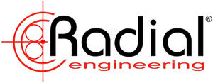 Radial Engineering company logo