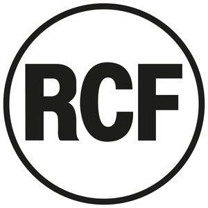Logo-ul companiei RCF