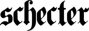 Schecter Logo de la compagnie