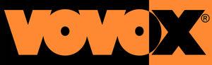 Vovox -yhtiön logo