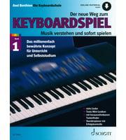 Méthodes & Partitions pour Claviers