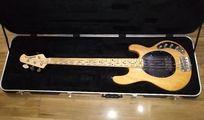 Ernie Ball Musicman StingRay 3 EQ H Piezo Bass