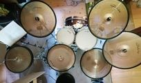 Set of Jobeky e-cymbals