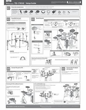 [English] TD-17KVX Setup Guide