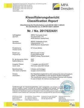 EN 13501