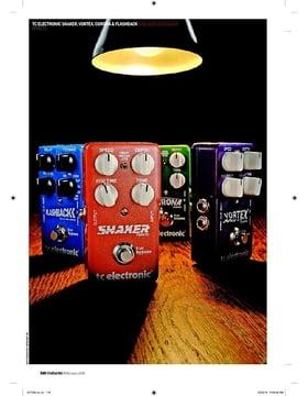 TC Electronic Shaker