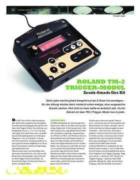 Roland TM-2 Trigger-Modul