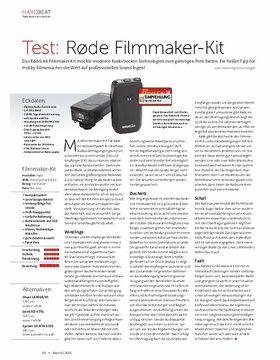 Røde Filmmaker-Kit