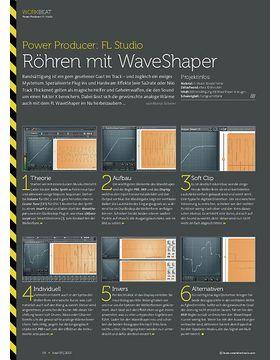 FL Studio - Röhren mit WaveShaper
