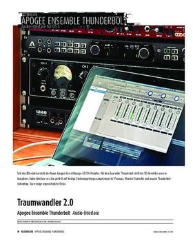 Apogee Ensemble Thunderbolt - Audio-Interface