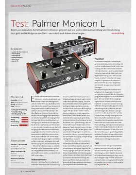 Palmer Monicon L