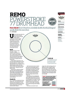 Remo Powerstroke 77 Drumhead