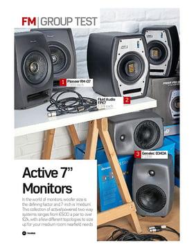 Active 7 inch Monitors