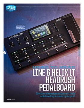Headrush Pedalboard