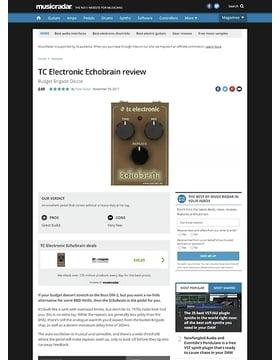 TC Electronic Echobrain