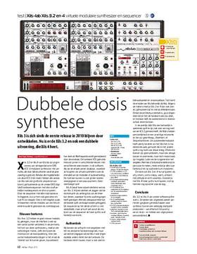 Xils-lab Xils 3.2 en 4 virtuele modulaire synthesizer en sequencer