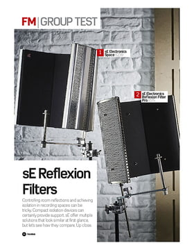 sE Electronics RF-X Reflexion