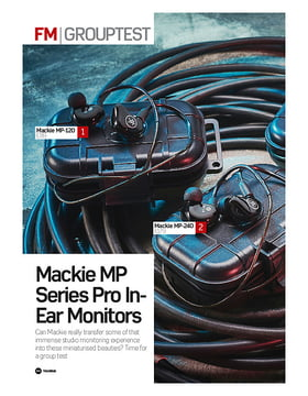 Mackie MP-220