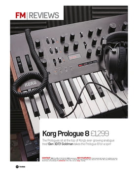 Korg Prologue 8