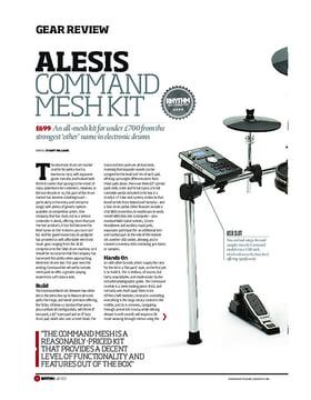 Alesis Command Mesh Kit