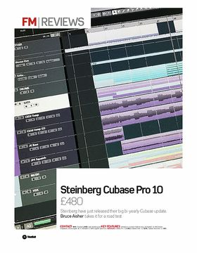 Steinberg Cubase Pro 10