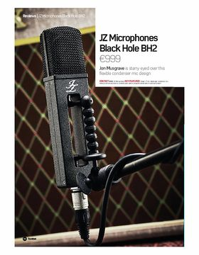 JZ Microphones Black Hole BH2