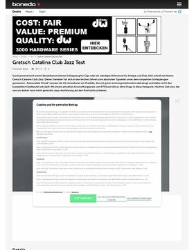 Gretsch Catalina Club Jazz