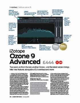 iZotope Ozone 9 Advanced