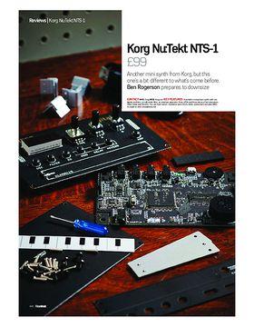 Korg Nu:Tekt NTS-1