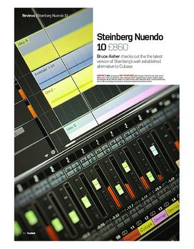 Steinberg Nuendo 10