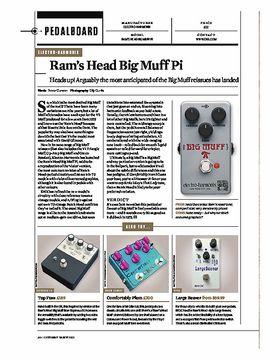 Rams Head Big Muff Pi