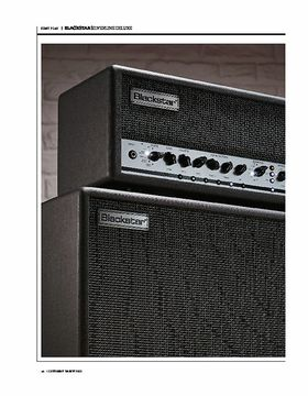 BLACKSTAR SILVERLINE DELUXE 100-WATT HEAD