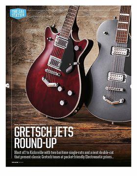 Gretsch G5222 EMTC D. Jet BT V-St.